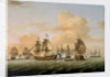 The Battle of Lagos, 18 August 1759 by Thomas Luny