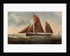 A Harwich sailing trawler by G. Ramsey