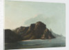 View of Resolution [Vaitahu] Bay in the Marquesas by William Hodges
