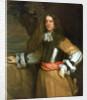 Flagmen of Lowestoft: Vice-Admiral Sir William Berkeley (1639-66) by Peter Lely