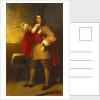 Robert Blake, General at Sea (1599-1657) by Henry Perronet Briggs