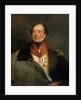 Captain Sir Christopher Cole (1770-1836) by Margaret Sarah Carpenter