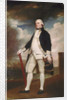 Vice-Admiral George Darby (circa 1720-1790) by George Romney