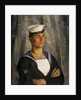 The Sailor, Maurice Alan Easton by Henry Marvell Carr