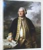 Admiral Clark Gayton (1720-87) by John Singleton Copley