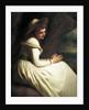 Emma Hart, later Lady Hamilton (circa 1761-1815) by George Romney