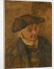 Handyson, a Greenwich Pensioner (b.1757) by John Burnet