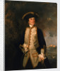 Commodore The Honourable Augustus Keppel (1725-1786) by Joshua Reynolds