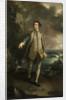 Captain The Honourable Augustus Keppel (1725-1786) by Joshua Reynolds