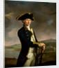 Captain Horatio Nelson (1758-1805) by John Francis Rigaud