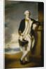 Captain Hugh Palliser (1723-1796) by George Dance
