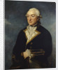 Captain Sir Richard Pearson (1731-1806) by Charles Grignion