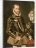 Philip II of Spain (1527-1598) by Spanish School