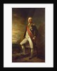Vice-Admiral James Saumarez (1757-1836) by Edwin Williams