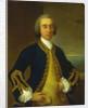 Captain Arthur Scott (1718-1756) by Claude Arnulphy