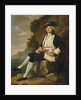 Captain Sir Edward Vernon (1723-1794) by Francis Hayman