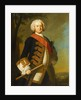 Admiral Sir Peter Warren (1703-1752) by Thomas Hudson
