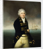 Portrait of an East India Company captain by Stephen Hewson