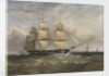 The ship 'Mountstewart Elphinstone' offshore by William Adolphus Knell
