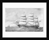 The ship 'Waterloo' (1833) by D. MacFarlane