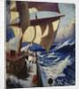 A deck scene by John Everett