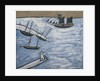 St Ives Harbour, Cornwall by Alfred Wallis