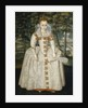 Princess Elizabeth (Elizabeth of Bohemia, The Winter Queen) by Robert Peake