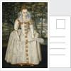 Princess Elizabeth (Elizabeth of Bohemia, The Winter Queen) by Robert Peake