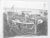 Fitting out iron steamship HMS 'Achilles' (1863) at Chatham Dockyard by unknown