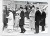 The Royal Opening of the National Maritime Museum by King George VI, 1937 by unknown