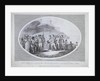 Lieut. Bligh and his Crew of the ship Bounty hospitably received by the Governor of Timor by Charles Benazech [artist]; William Bromley; W & J Stratford [publisher]