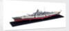 'Bismarck', port view by H. G. Sitford