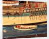 'Endeavour', detail, yawl by Robert A. Lightley