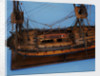 'Lowestoft' - detail of longboat by unknown