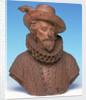 Sir Walter Raleigh (1552?-1618) by John Michael Rysbrack