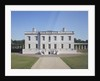 View of the Queen's House looking south, National Maritime Museum, Greenwich by National Maritime Museum