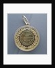 Naval Gold Medal (Flag Officer's) for The Battle of Trafalgar, 1805, reverse by Lewis Pingo