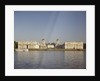 The Thames, Old Royal Naval College and the Queen's House, Greenwich, London. by Andrew Holt