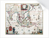 Map of Asia from the Blaeu Atlas, 1662-1665 by unknown