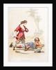 Mary Read reveals herself to a vanquished enemy by A. Catel