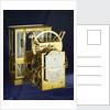 Marine timekeeper H3 with case by John Harrison