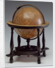 Sphere and stand by Isaac Habrecht II