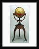 Sphere and stand by Jean Antoine Nollet