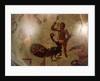 Indian man with pipe by Arnold Floris van Langren
