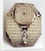 Butterfield dial, reverse by Nicolas-Eloi Baradelle