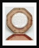 Latitude Table in case of Augsberg Dial by Johann Martin