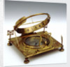Equinoctial dial by unknown
