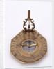 String-gnomon dial by Nikolaus Rugendas
