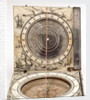 Diptych dial, leaves Ib and IIa by David Asselinne