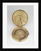 Astronomical compendium for latitudes 42-54 North, leaves IIIa and Iib by Christoph Schissler